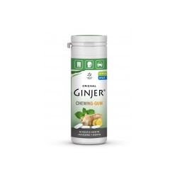 CHICLES GINJER MENTA