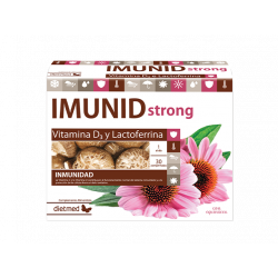 IMUNID STRONG comprimidos