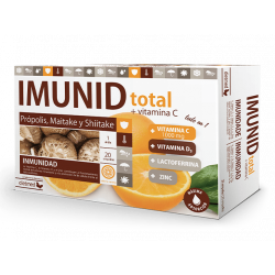 IMUNID TOTAL+VITAMINA C 20...