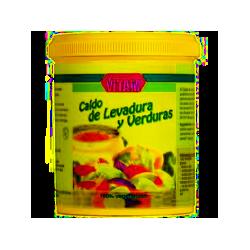 CALDO VEGETAL VERDURAS 1 KG