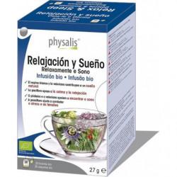 INFUSION RELAX SUEÑO BIO