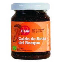 CALDO DE SETAS DEL BOSQUE...